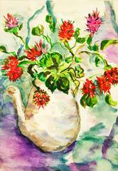 Boquet Watercolor