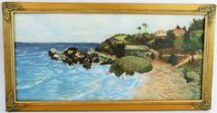 California Coastline Painting