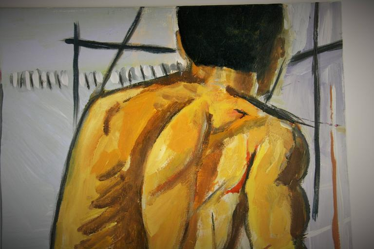 Adonis - Painting by Unknown