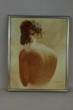Seductive Nude Figurative Painting