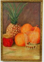 Fruit Coctail  Still Life Painting by C.Conti