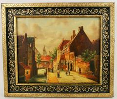 Old Europe Painting
