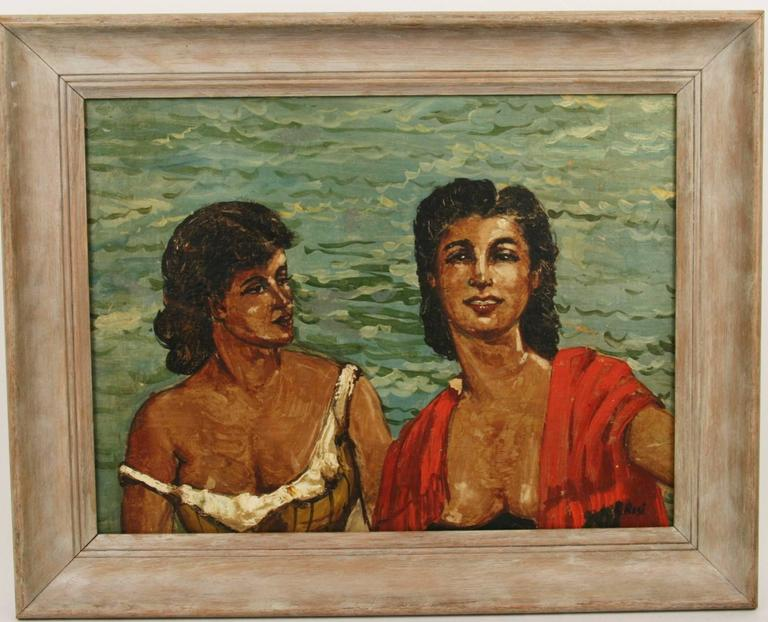 Southern Italians Painting For Sale 1