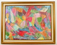 SALE STORE WIDE Colors Play Abstract Painting
