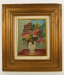 Flowers Bouquet Painting