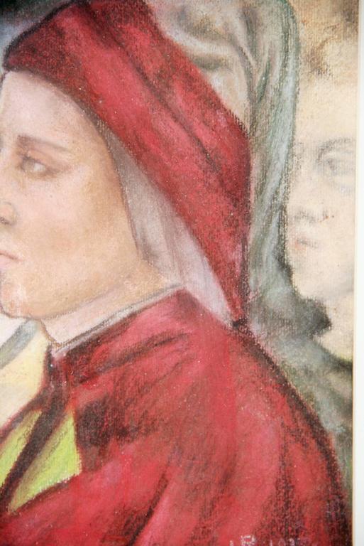 19th Century Renaissance Portrait  For Sale 1