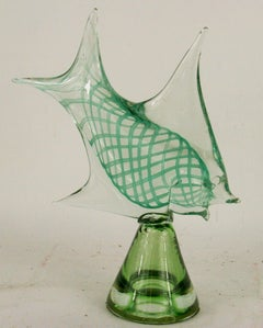 STORE WIDE SALE 50% OFF SELECTED  ITEMS Murano Fish Sculpture