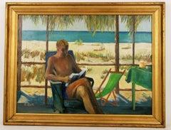 Retirement Beach Retreat  Painting