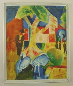 Impressionist Fantasy