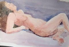 1950-1959 Drawings and Watercolor Paintings