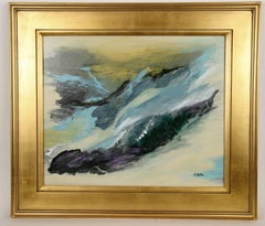 Abstract Seascape