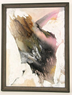 Abstract Black Painting