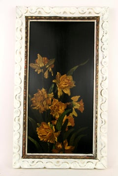 Yellow Bouquet Painting
