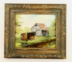 Eastend Farm Stand Painting