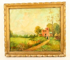 Italian Countryside  Painting