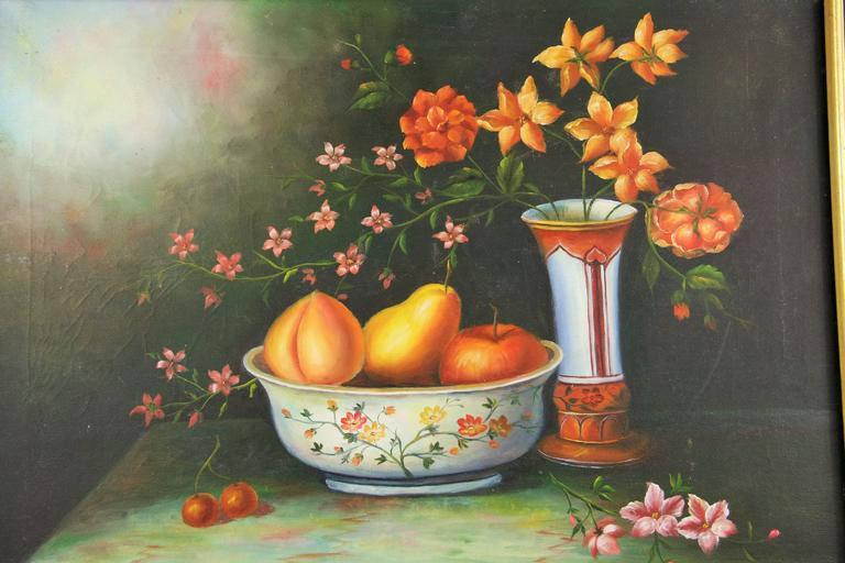 50% OFF ART SALE SELECTED ITEMS STOREWIDE Fruit Still Life For Sale 1
