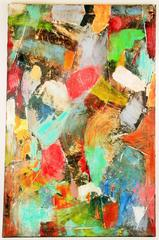 Abstract Palette Painting