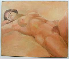 Resting Nude by Lebowitz