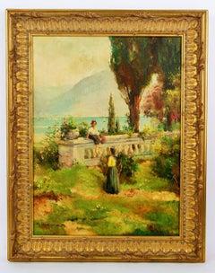 Italian Scene Painting