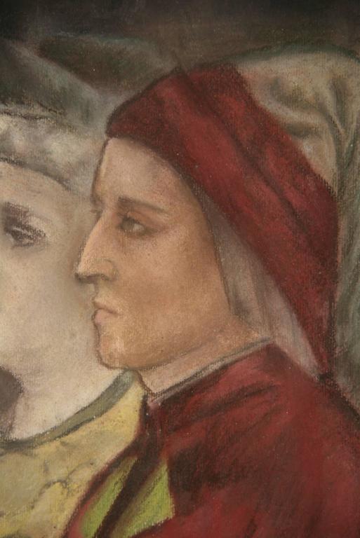 19th Century Renaissance Portrait  For Sale 2