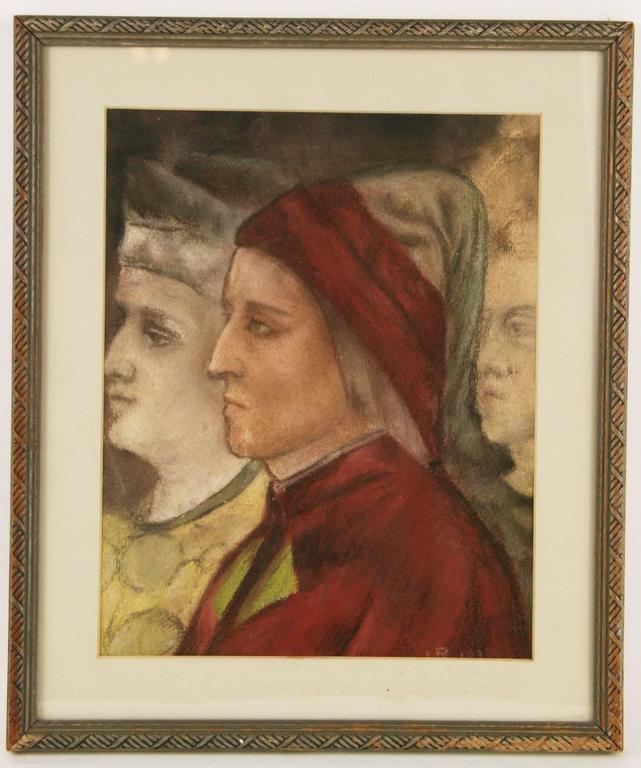 19th Century Renaissance Portrait  For Sale 3