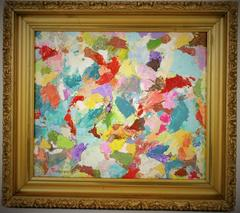 Bold Palette Abstract Painting