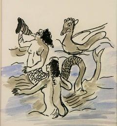 Mythological Figures