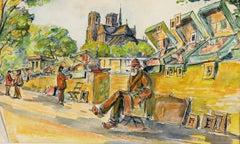 Paris Book Seller