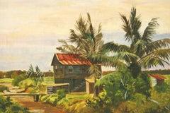 Tropic Island  Painting