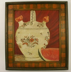 Pottery Urn Still Life