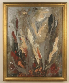 Rust Abstract Painting