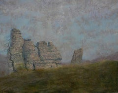 Ancient Rock Formations by Charles Brindley