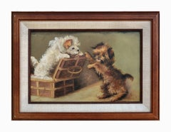 Cairn Terrier Puppies, 1897