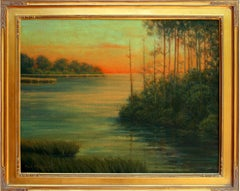 """California Sunset Landscape - """"In The Distance"""""""