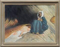 Mid Century Study of Temptation of St. Anthony