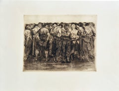 The Prisoners by Käthe Kollwitz