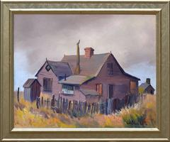 Mendocino Homestead by John Blanchette
