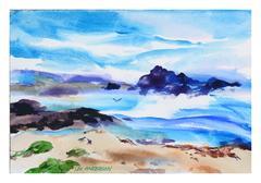 Low Tide, Monterey Bay