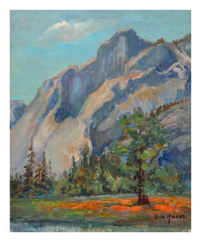 Helen Gleiforst Glacier Point For Sale At 1stdibs