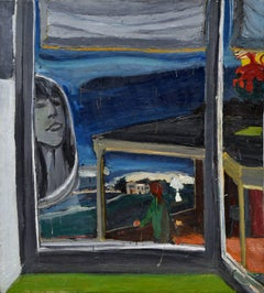 The Lookout, San Francisco Figurative Abstract