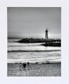 Lighthouse & Bicycle
