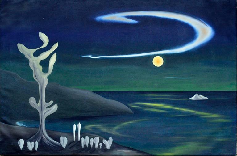 Island Moon Before the World