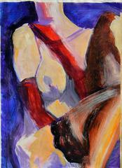 Crimson Nude