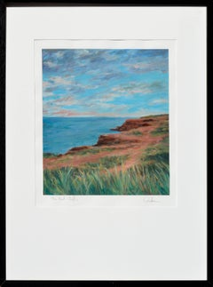 The Red Cliffs Landscape