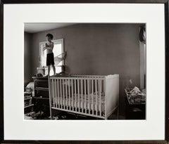 Boys and Crib, Teenage Mothers in Texas