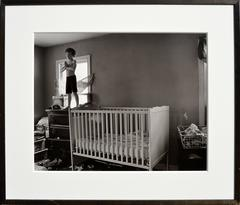 Boys and Crib, Teenage Mothers in Texas by Jocelyn Lee