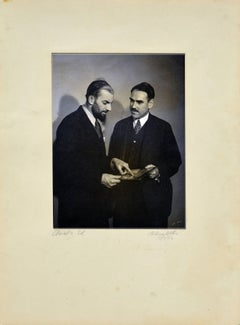 Ansel Adams and Ed Towler