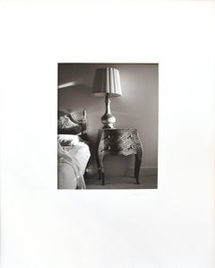 Table with Lamp by D. Smalen