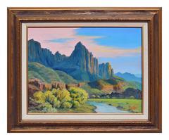 Kings Canyon Pinnacles California