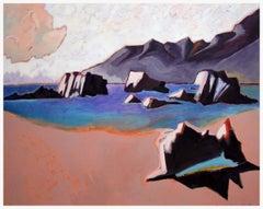 Mono Lake Abstract